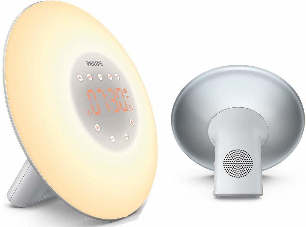 Philips Eveil Lumière - HF3506 05 - Simulateur d'aube avec lampe LED
