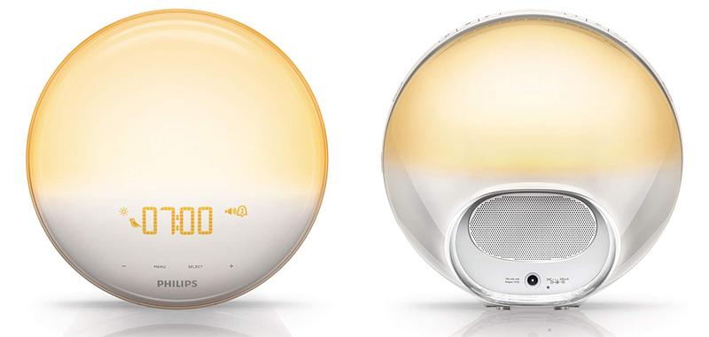 Philips - HF352001 - Eveil Lumière avec Lampe LED