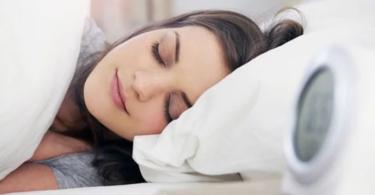Trouver le sommeil en 2 minutes